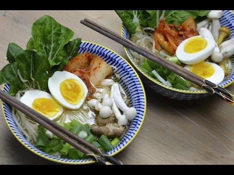Einfaches Rezept für Ramen - japanische Nudelsuppe - UCA1Xqb8Ez6ehGj_iThgr_Fg