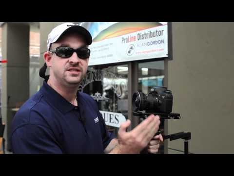 How to Balance a Canon 7D on a Glidecam HD-2000
