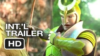 Epic Official International Trailer (2013) Amanda Seyfried, Beyonce Animated Movie HD