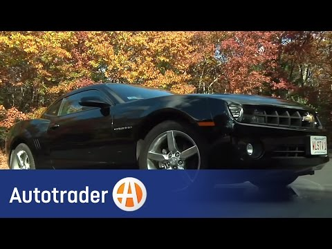 2011 Chevrolet Camaro - AutoTrader New Car Review