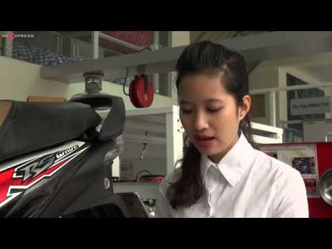 Cách tăng xích xe máy