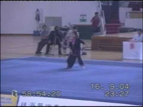 Lin Fan (FUJ) - F.Nandao 11 (2004 China Nationals)