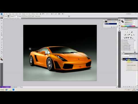 Digital Car Tuning - 02 Paint &amp; Paint Effects/Changing Colour Tutorial