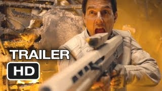 Oblivion Official Trailer (2013) - Tom Cruise, Morgan Freeman Sci-Fi Movie HD