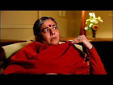 Vandana Shiva: The Future of Food-Part 3