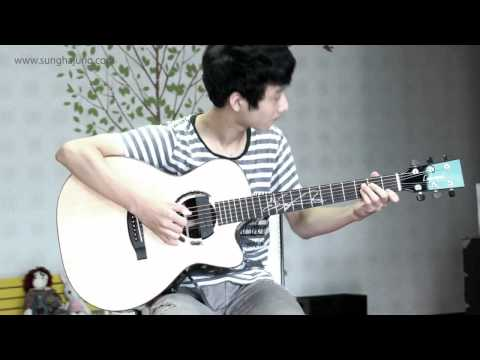 (Guns N Roses) November Rain - Sungha Jung