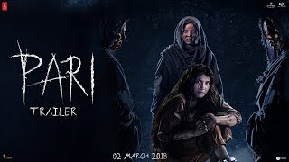 Pari Trailer  Anushka Sharma  Parambrata Chatterjee  Releasing on Mar 2