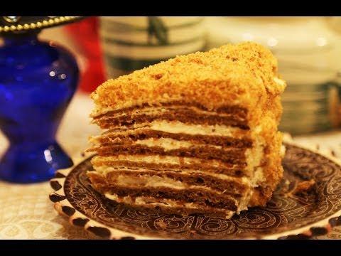 Торт - Медовик / Простой рецепт, без яиц