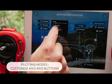 Parrot Skycontroller: now available for your Bebop Drone - UC8F2tpERSe3I8ZpdR4V8ung