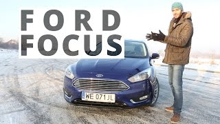 Ford Focus Kombi 1.5 TDCi 120 KM, 2015 - test AutoCentrum.pl
