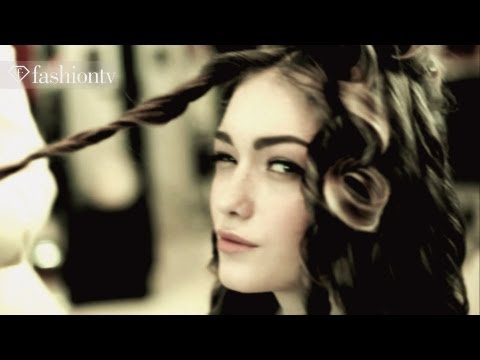 Hair by Aldo Coppola - Summer 2012 Campaign Shoot | FashionTV