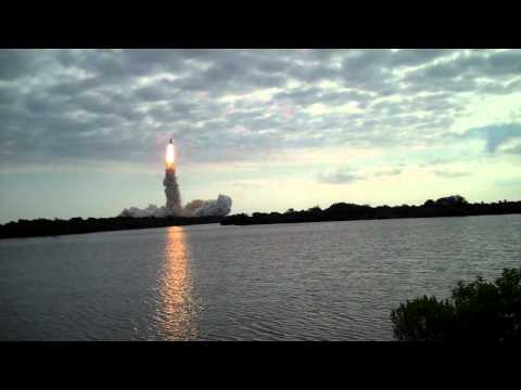 Space Shuttle Endeavour Launch - STS-134 - May 16, 2011