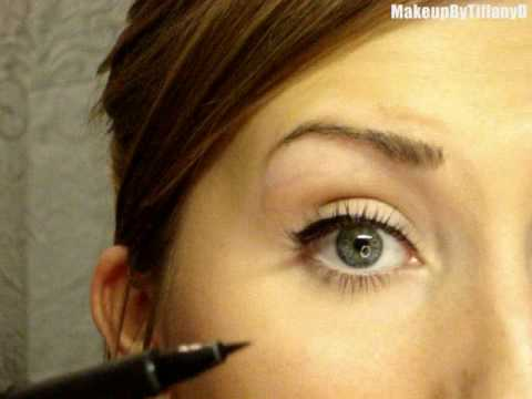 HOW TO APPLY EYE LINER: Types, Application, etc.