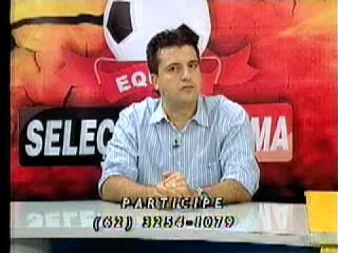 Papo de Bola exibido dia 08 de março de 2013