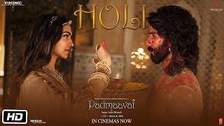 Holi (Manganiyars & Langa's folk song) | Padmaavat