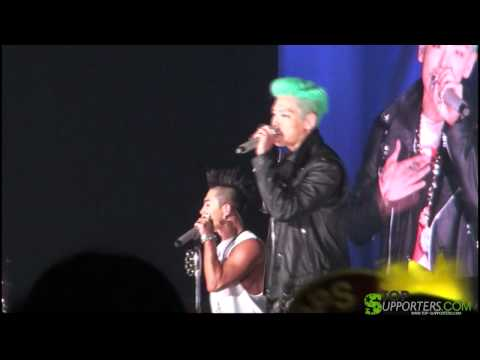 BIGBANG ALIVE TOUR 0304 - CAFE. TOPver
