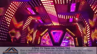 [Antuongtre.com] Thiết kế phòng karaoke,thi công phòng karaoke phong cách hiện đại
