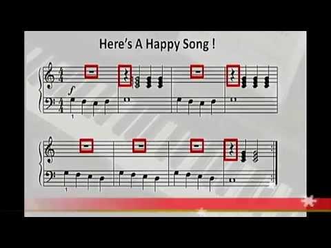 Tự Học Đàn Piano - Bài 5