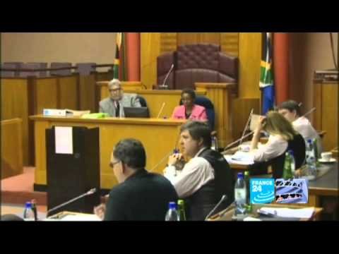 ANC to restrict freedom of speech?