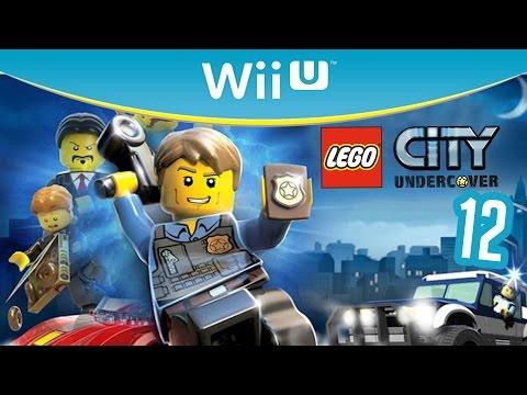 #12 Zagrajmy w LEGO City: Undercover ... czyli  GTA: LEGO City - Polski Gameplay - Wii U