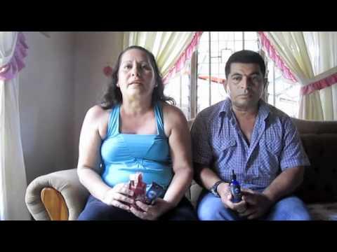 Lidia Aguirre Cancer de Cervix Tratado con Fitoplancton Marino