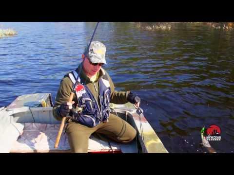 ловля щуки на спиннинг в мелких водоемах