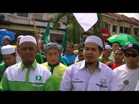 GE13 - Pakatan Rakyat - Ini Kali Lah - Nomination Day - Part 2