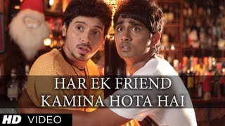 Har Ek Friend Kamina Hota Hai Full (HD) Song | Chashme Baddoor