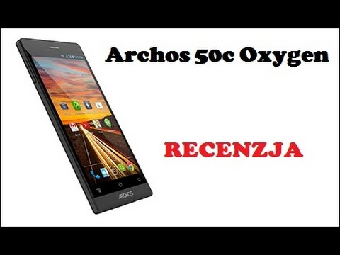 Archos 50c Oxygen - osiem rdzeni czy to ma sens?