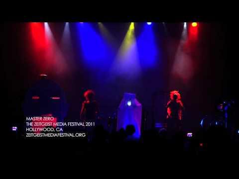 HD PREVIEW: Master Zero Performing Peekaboo @ The Zeitgeist Media Festival 2011