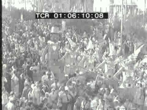 Il carnevale di Viareggio del 1932