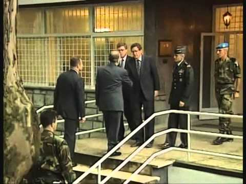 NATO Intervention in Bosnia (1995)