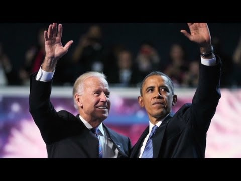 Biden: 'Totally sympatico' with Obama