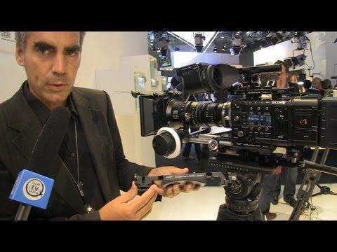 IBC2013: Kamerazubehör von Arri PCA