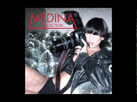 Medina - Addiction (Cover Art)