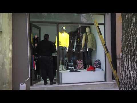Local de indumentaria abrió hace tres meses y ya sufrió un robo