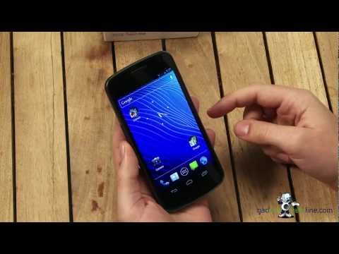 Samsung Galaxy Nexus and Android 4.0 Ice Cream Sandwich Review