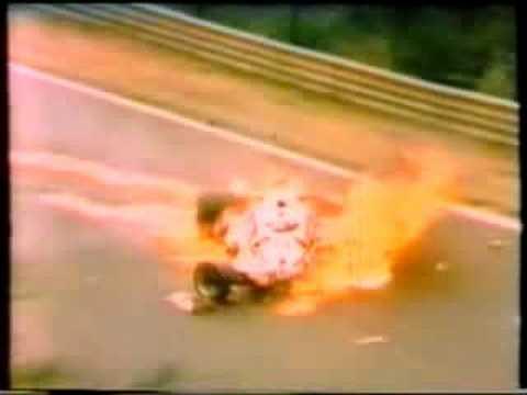 El día que en Niki Lauda sobrevivió al fuego de su auto y volvió a ser campeón