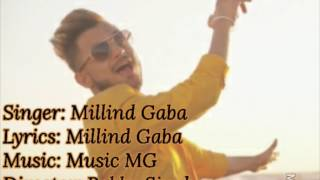 Haan Haan Hum Peete Hain Full Song Lyrics  Millind Gaba New Song (2017)