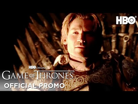 Game Of Thrones Iron Throne Preview (HBO)