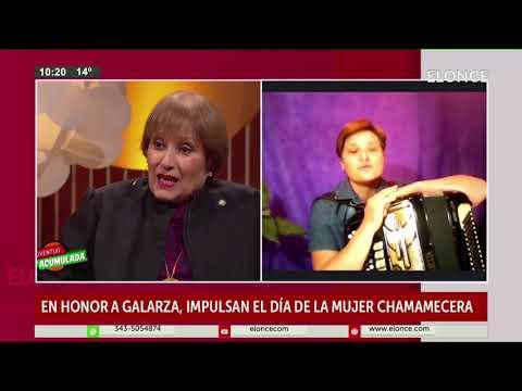 En homenaje a Ramona Galarza impulsan el Día Nacional de la Mujer Chamamecera