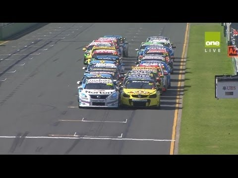 V8 Supercars - Albert Park - Race 1 (2014)