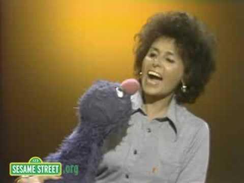 Sesame Street: Lena Teaches Grover To Say How Do You Do?