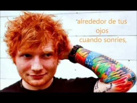 Ed Sheeran - Little Things traducida al español