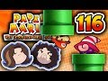 Paper Mario TTYD: Pipes n' Gears - PART 116 - Game Grumps