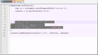 HTML5 Tutorial - 39 - Working with Text and Shadows