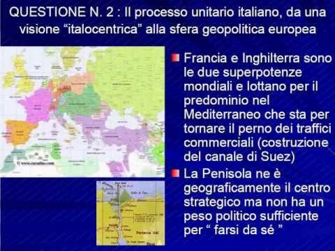 LA VERA STORIA DELL'UNITA D'ITALIA