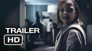 Mama Official Spanish Trailer (2012) - Guillermo Del Toro Horror Movie HD