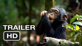 Chimpanzee Official Trailer (2012) Disney Nature Movie HD