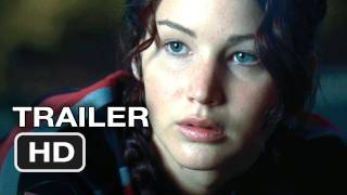 The Hunger Games Official Trailer - Movie (2012) HD